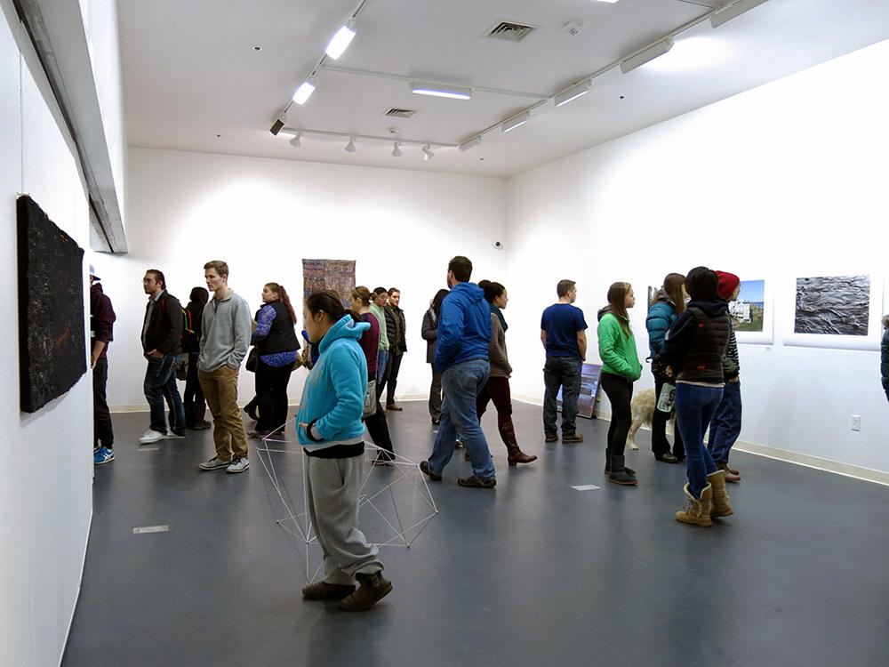 Exhibition Shot Kimura Gallery 2014