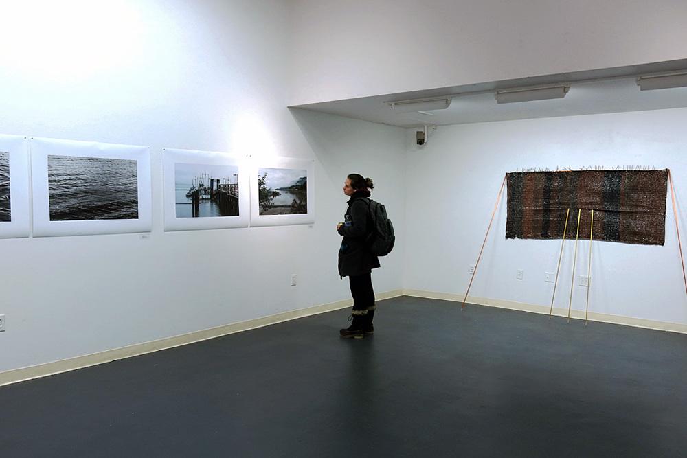 Exhibition Shot, Kimura Gallery, 2014